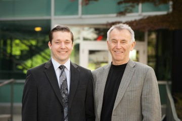 Dr. Marvin Westwood's Achievements – Highlighted in 2012-2013 UBC Annual Report