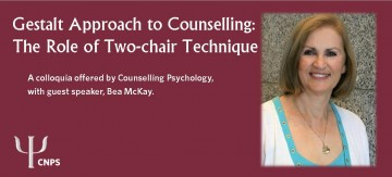 Colloquia: Gestalt Approach to Counselling – The role of two chair technique