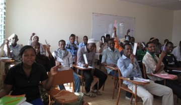 "Educators in Dadaab are ""Engines of Change"""