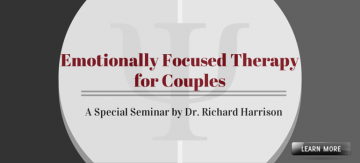 Emotionally Focused Therapy for Couples: An Attachment Perspective on Relationship Distress