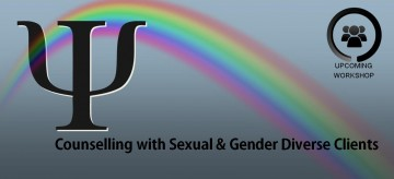 Counselling with Sexual & Gender Diverse Clients
