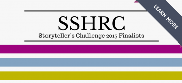 ECPS Students are SSHRC Storyteller's Challenge 2015 Finalists!