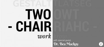 A Presentation by Dr. Bea Mackay on Gestalt Two-Chair Work