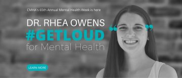 Dr. Rhea Owens for Mental Health Week